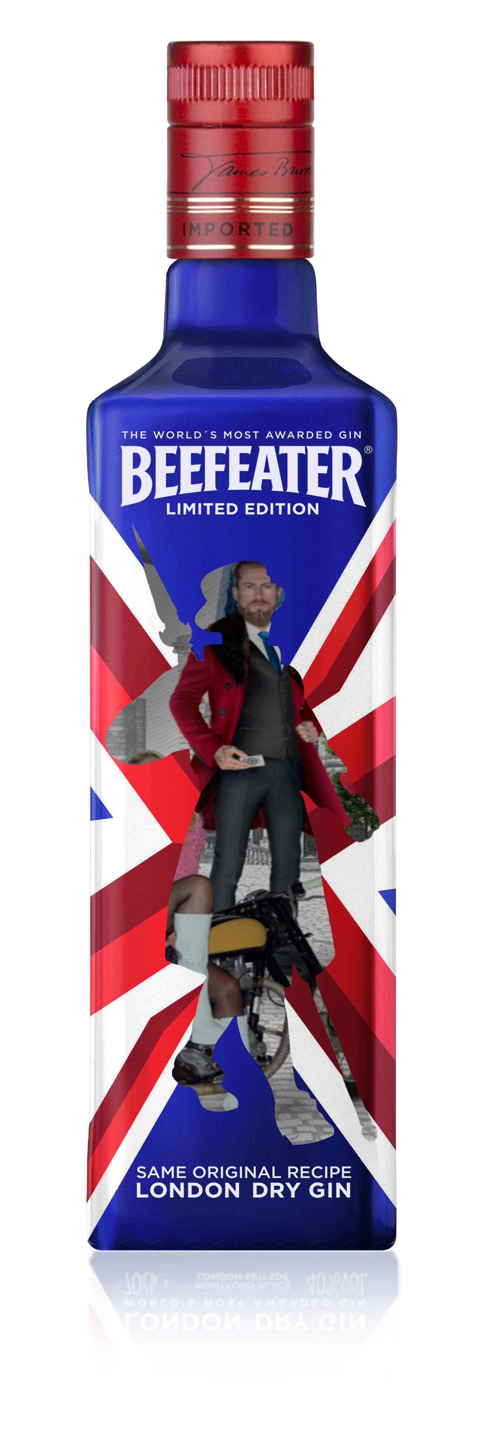 Beefeater London Dry Gin limited edition Spirit of London