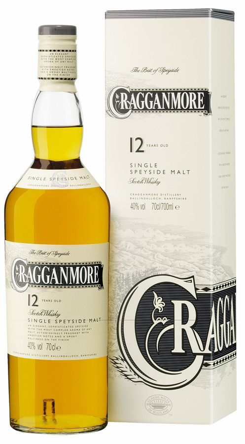 Cragganmore 12 Jahre Whisky