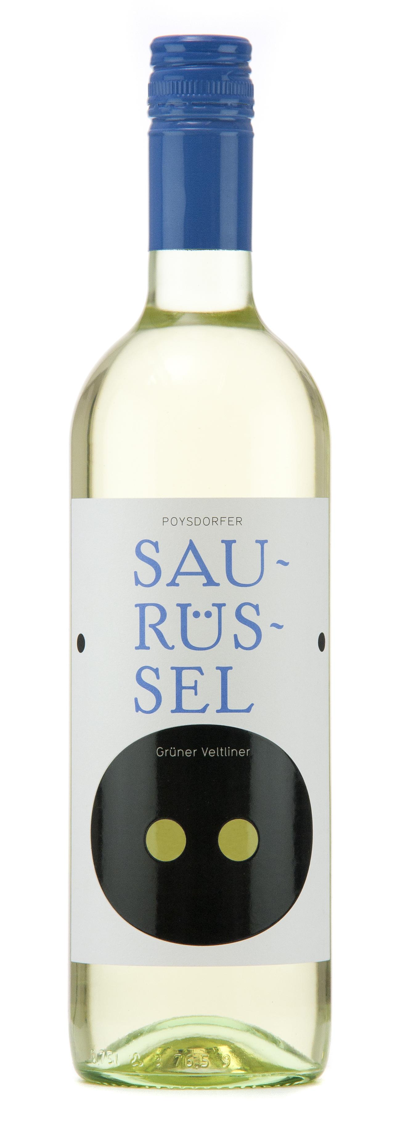 Hugl Wimmer Poysdorfer Saurüssel Grüner Veltliner