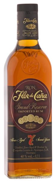 Flor de Cana Rum 7 Jahre Gran Reserva