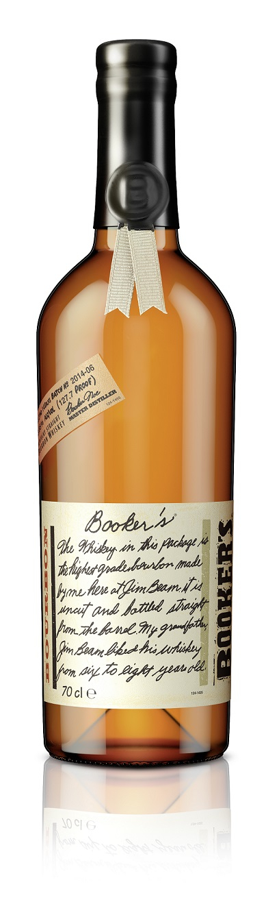 Bookers Kentucky Straight Bourbon Whiskey