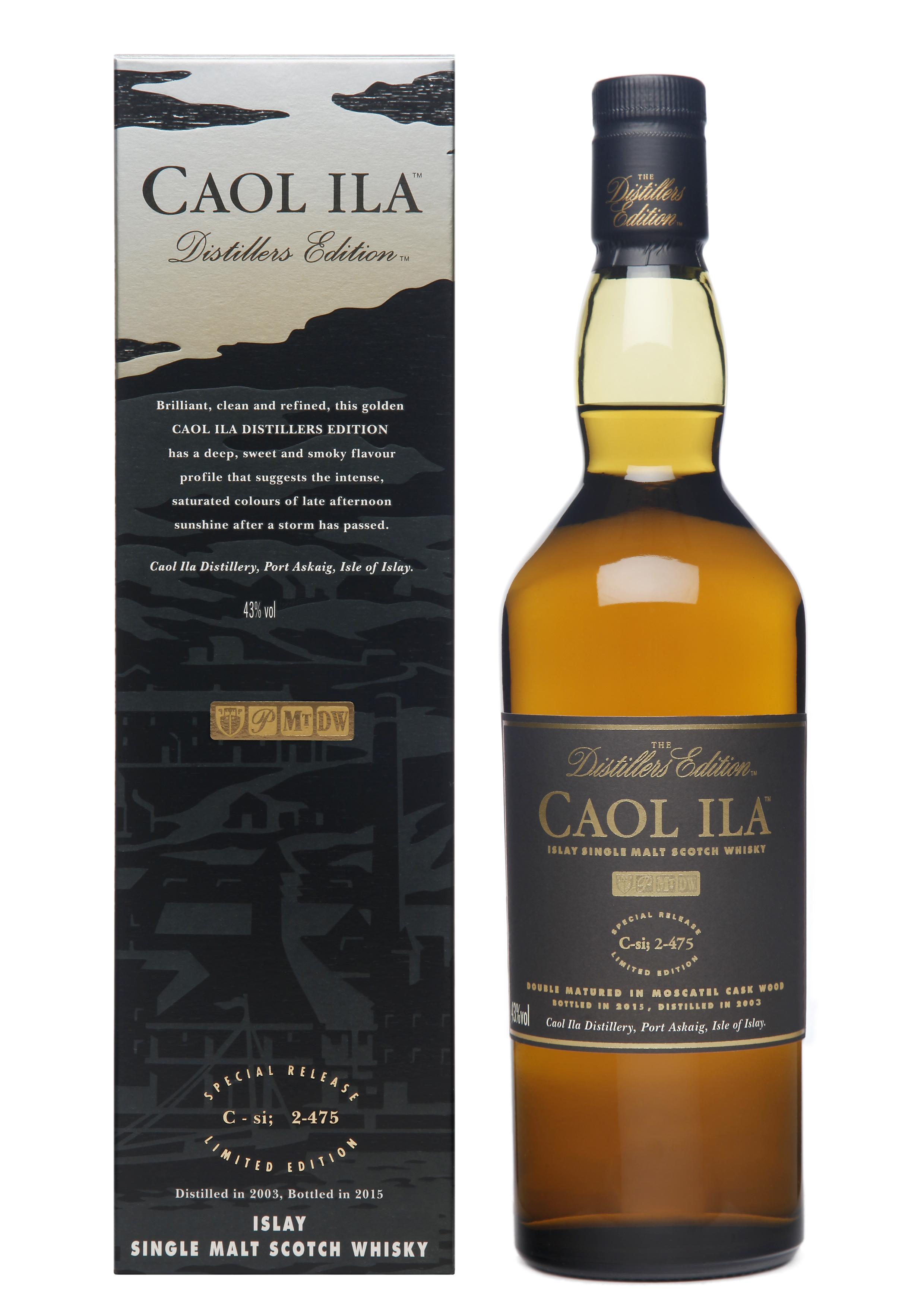 Caol Ila Distillers Edition 2020 Whisky