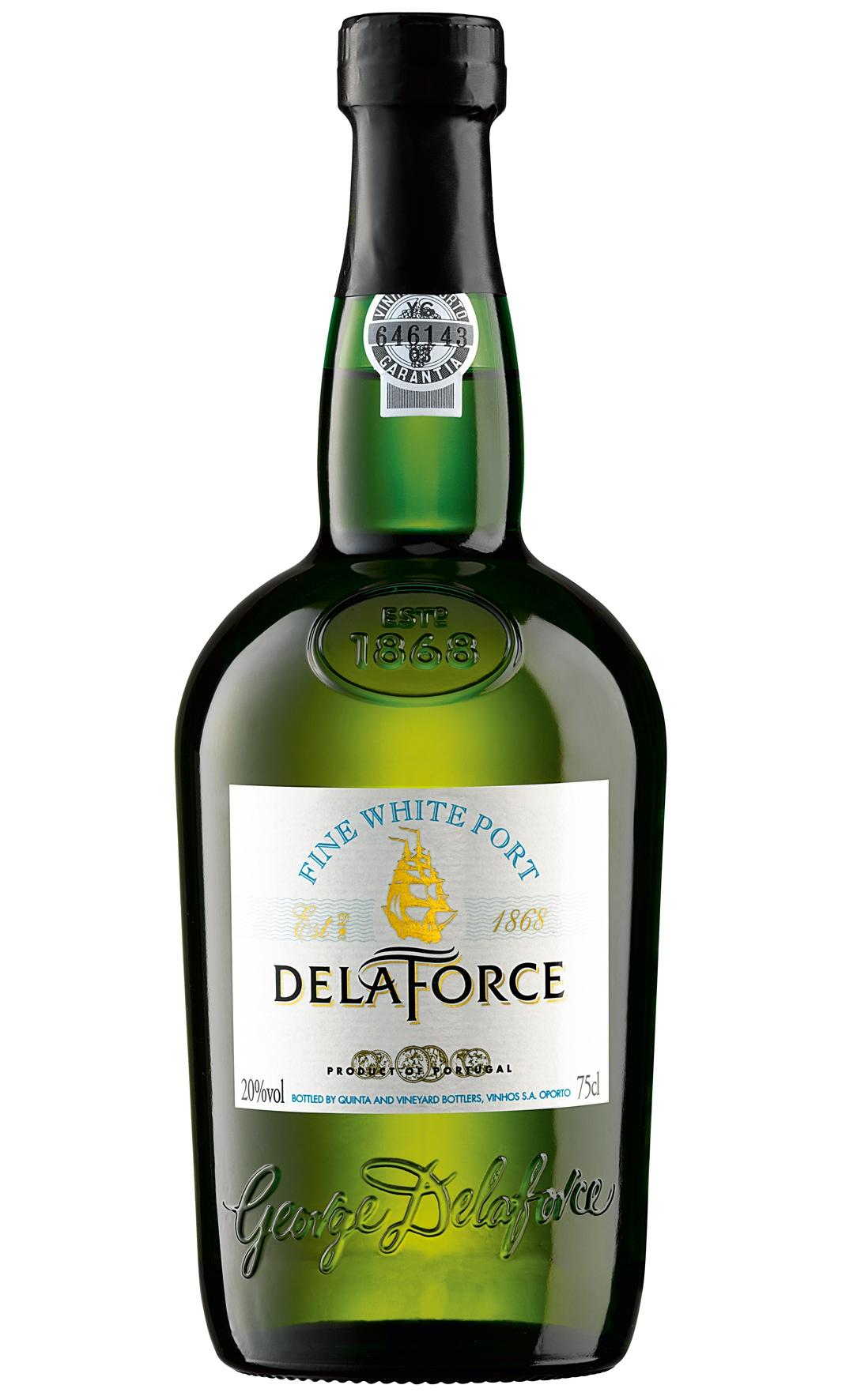 Delaforce Port Fine White