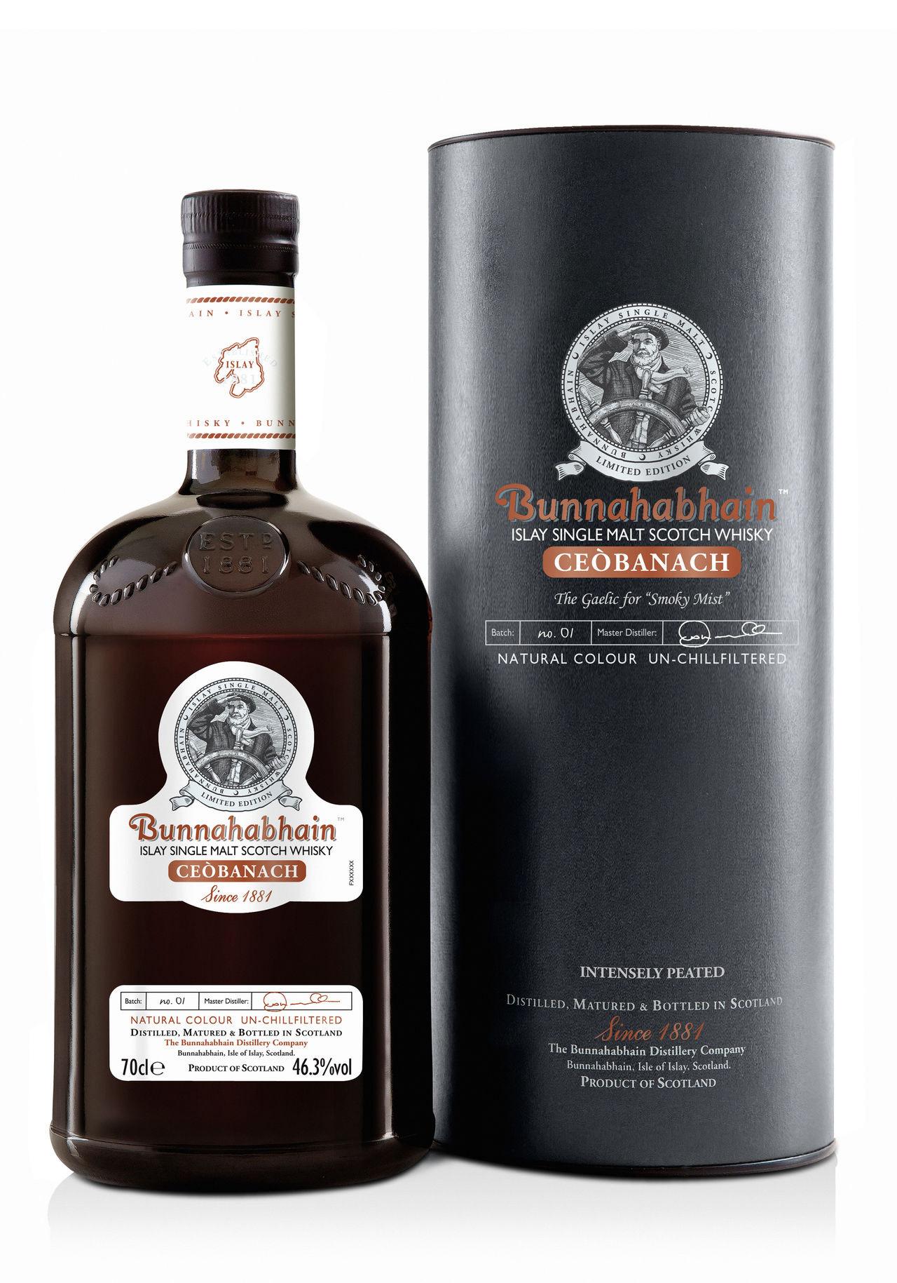 Bunnahabhain Ceobanach Whisky