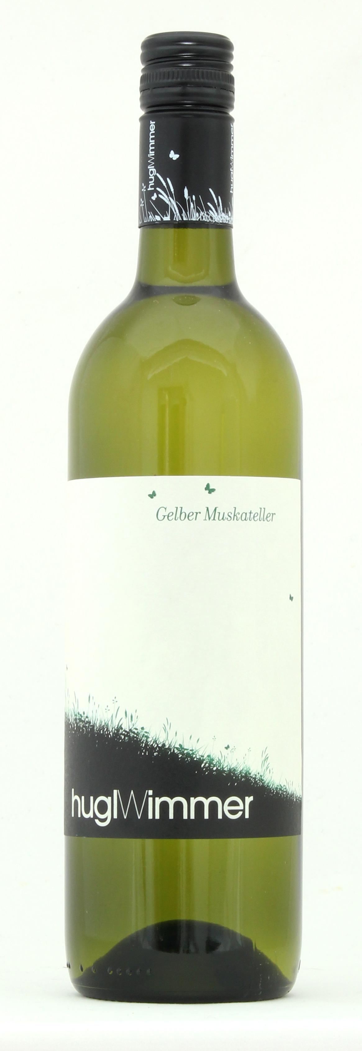 Hugl Wimmer Gelber Muskateller