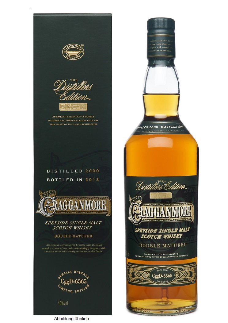 Cragganmore Distillers Edition 2017 Whisky