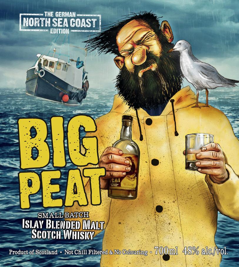Big Peat German North Sea Coast Edition