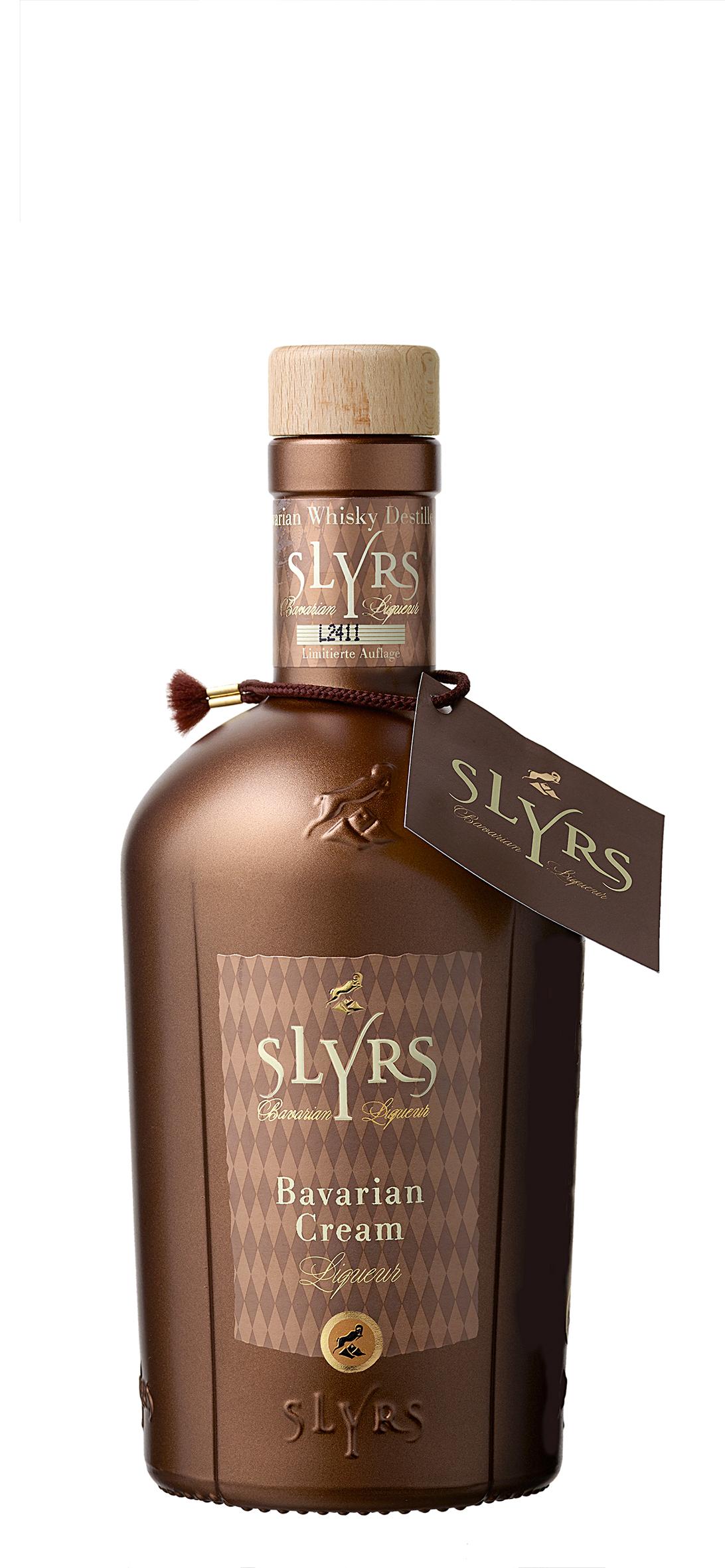 Slyrs Bavarian Cream Liqueur 350ml