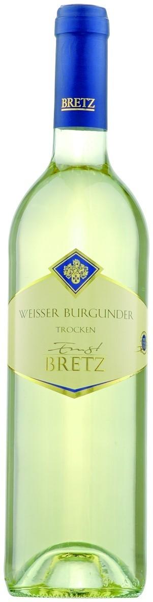 Bretz Weißer Burgunder QbA trocken