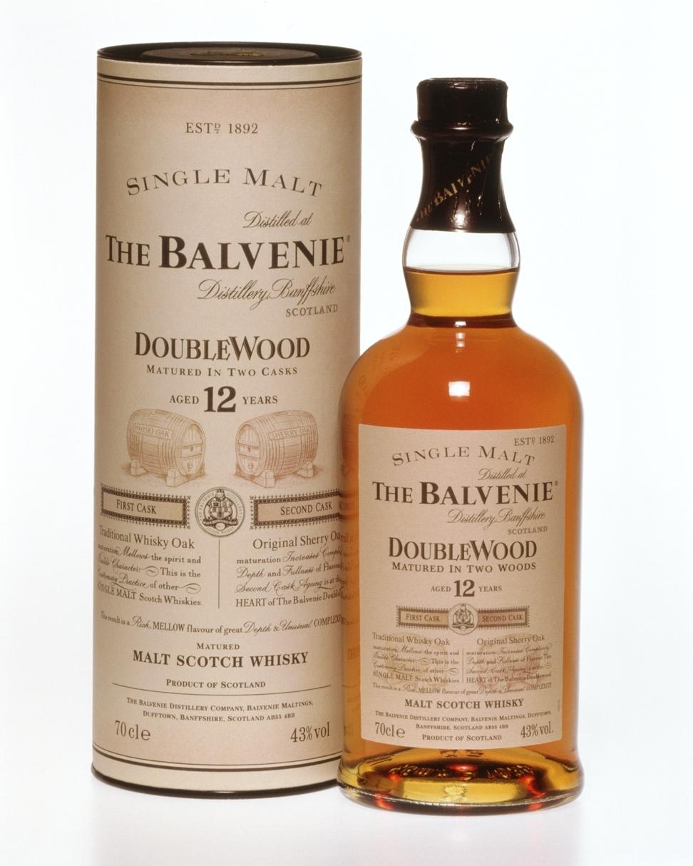 Balvenie Double Wood 12 Jahre Whisky