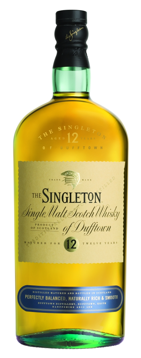 The Singleton of Dufftown 12 Jahre  Whisky