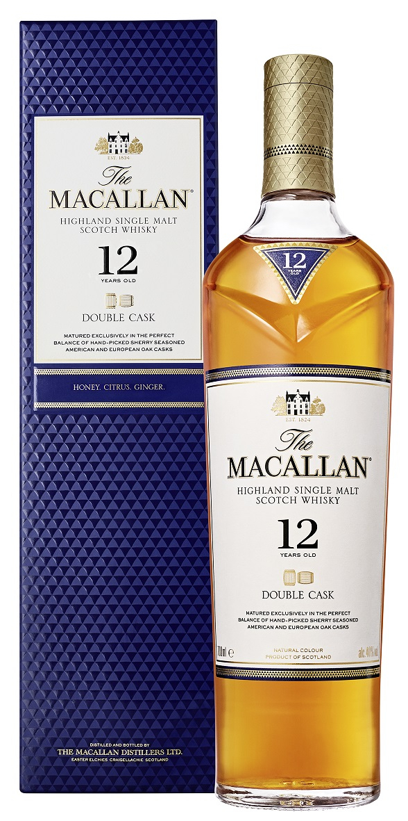 Macallan 12 Jahre Double Cask Whisky