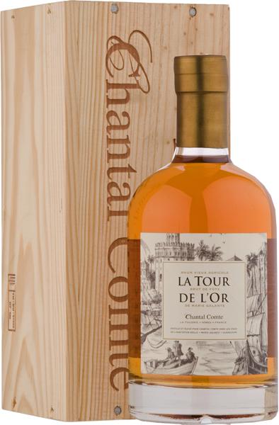 La Tour de L'Or Rum Bourbon Finished Chantal Comte