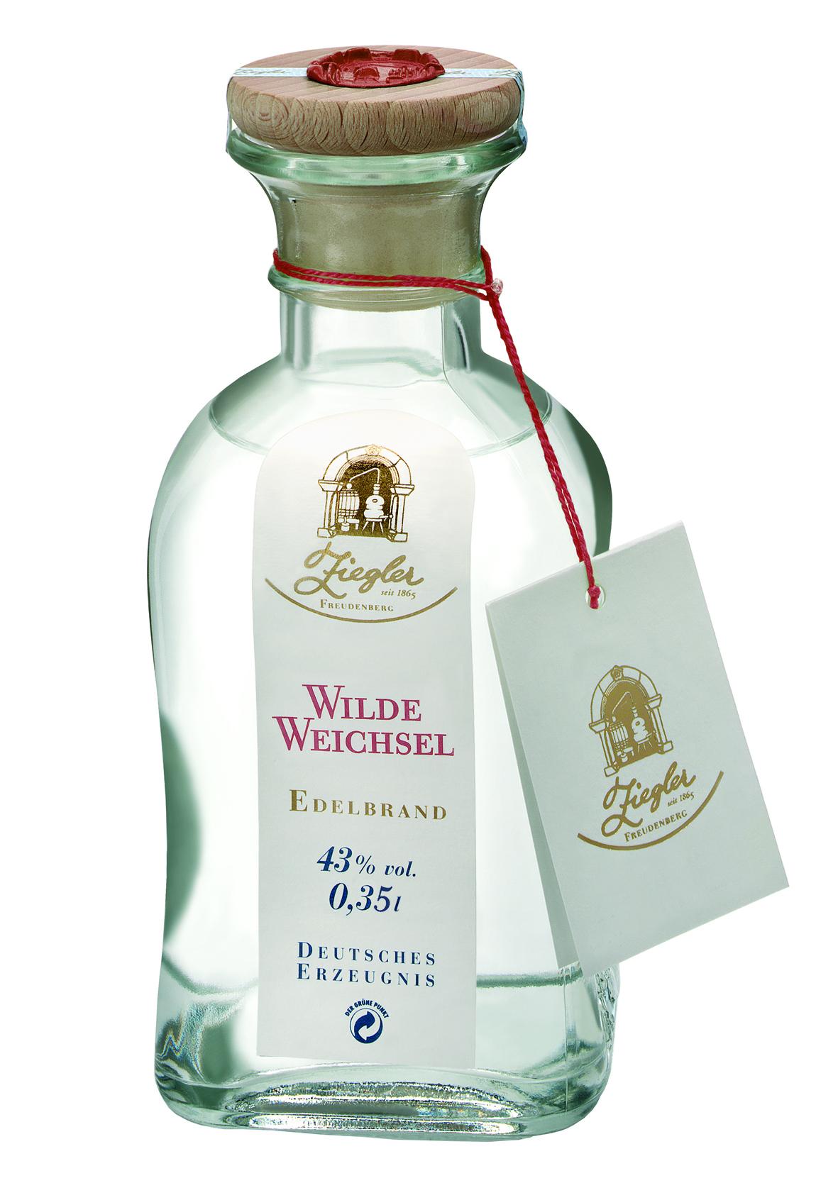 Ziegler Wilde Weichsel 350ml