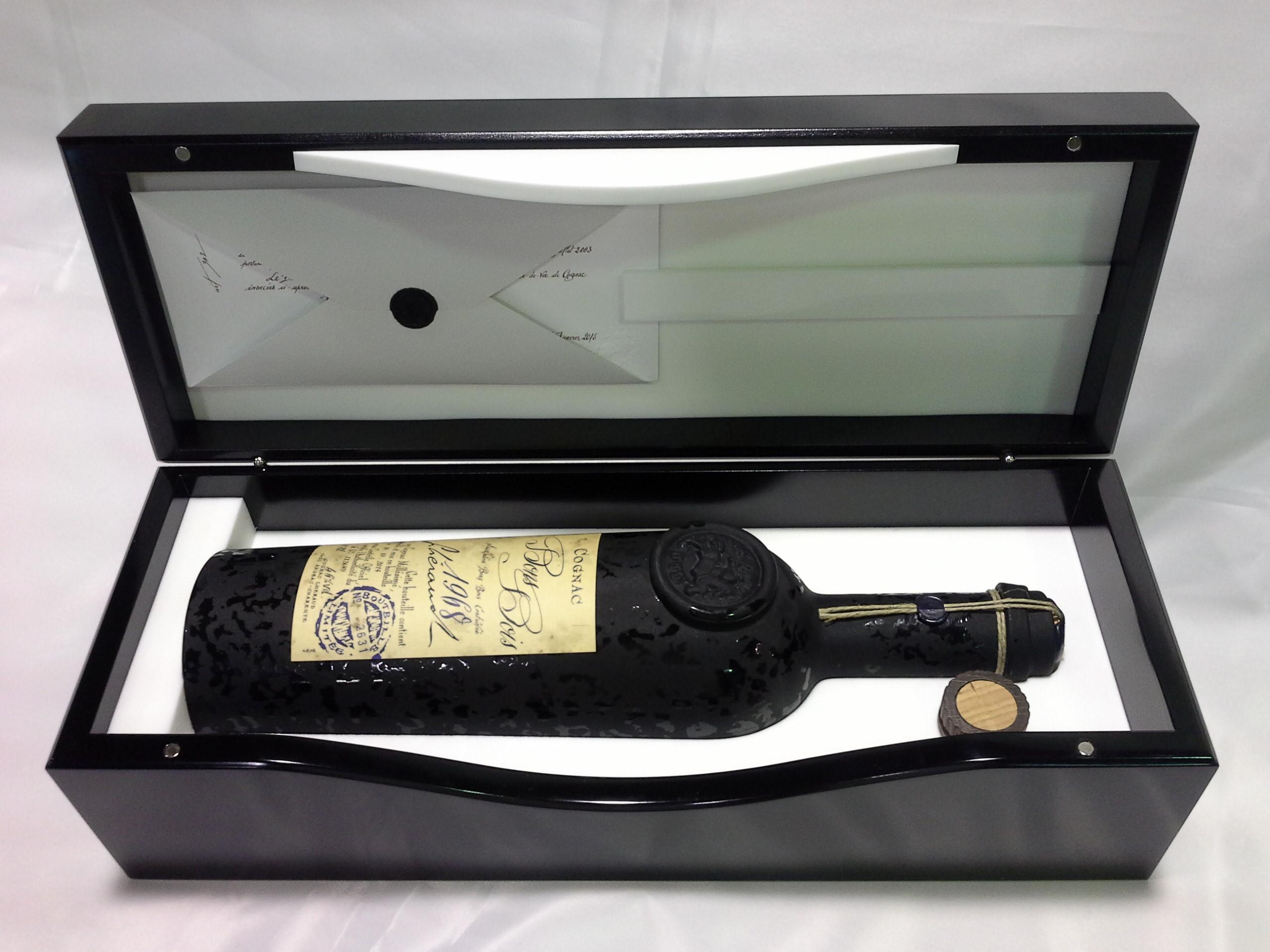 Cognac 1968 Lheraud