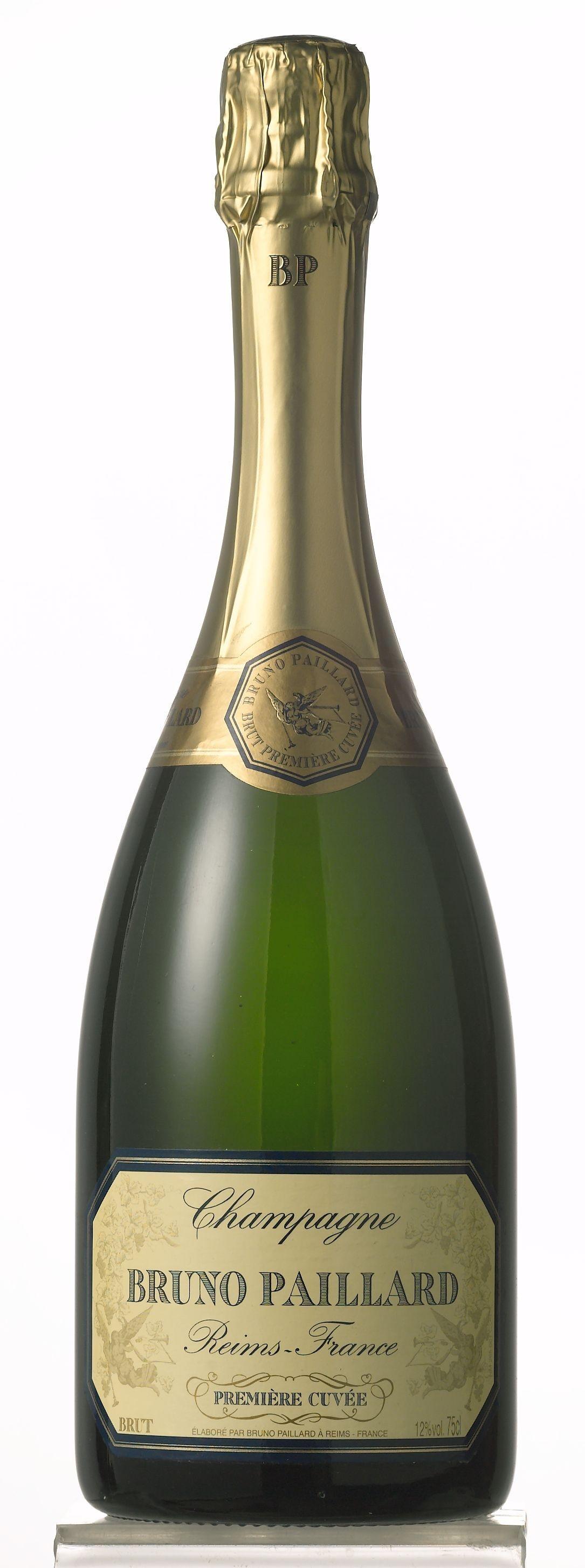 Champagner Bruno Paillard brut Premiere Cuvee