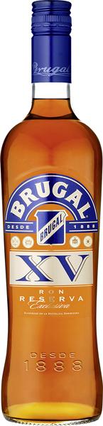 Brugal XV Reserva Exclusiva Rum
