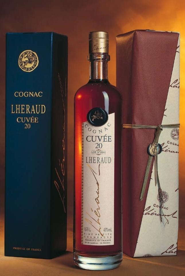 Cognac Lheraud Cuvee 20