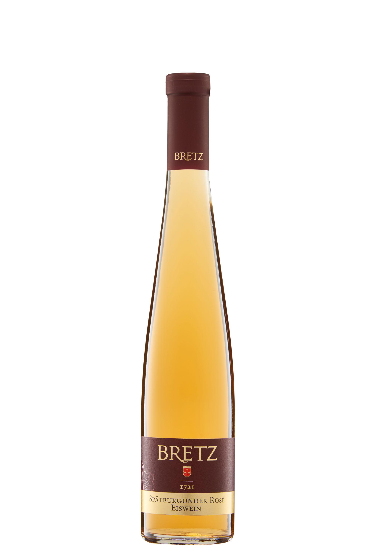 Bretz Spätburgunder rosé Eiswein