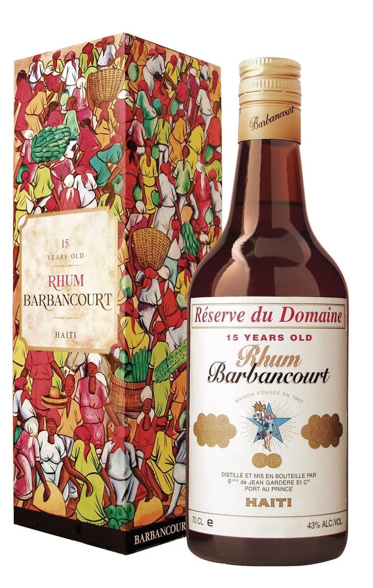 Barbancourt 15 Jahre Reserve du Domaine Rum