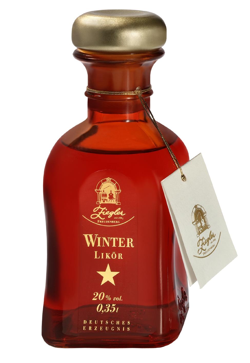 Winterlikör Ziegler