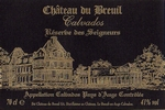 Calvados Chateau du Breuil XO 350ml
