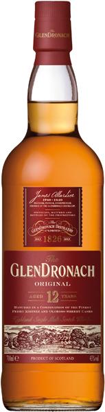 Glendronach 12 Jahre Whisky