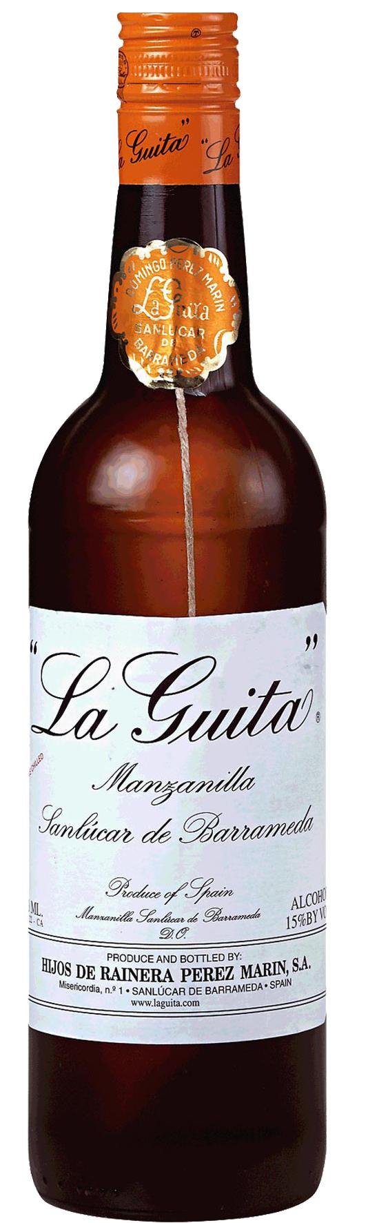Sherry La Guita Manzanilla