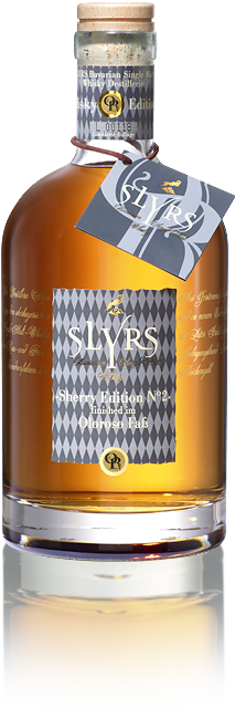 Slyrs Whisky Oloroso Sherry Edition No. 2
