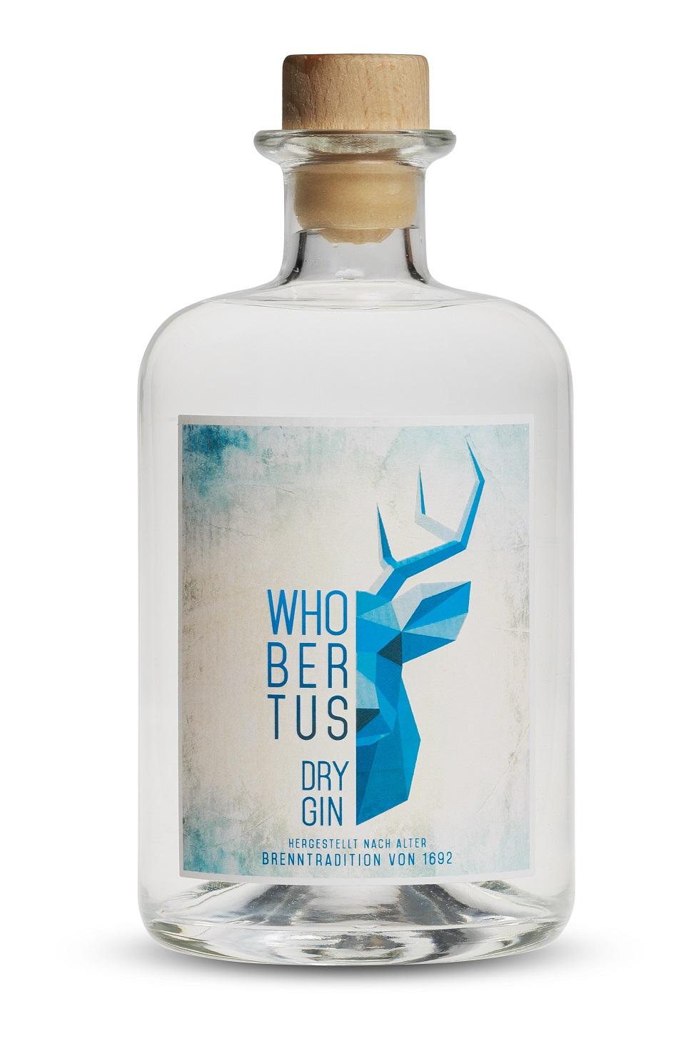 Whobertus Dry Gin