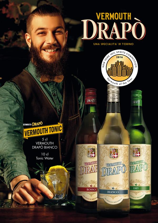 Drapo Dry Vermouth