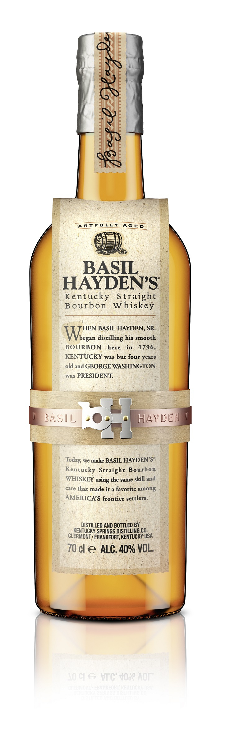Basil Hayden Kentucky Straight Bourbon Whiskey