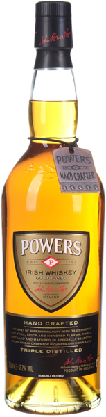John Power's Gold Label Irish Whisky