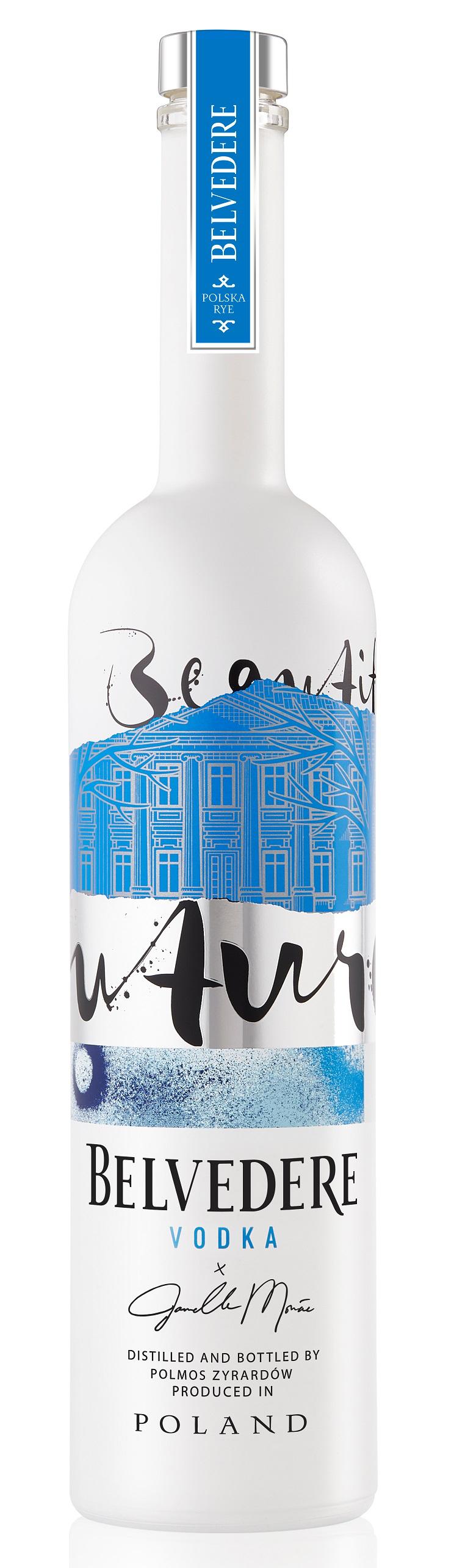 Belvedere Vodka Janelle Monae