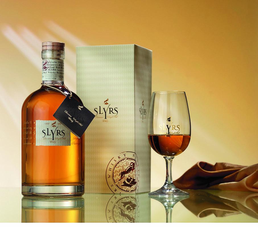 Slyrs Bavarian Single Malt Whisky 350ml