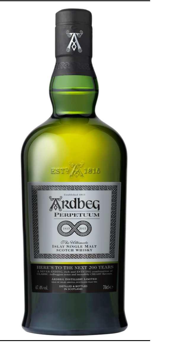 Ardbeg Perpetuum Single Malt Whisky