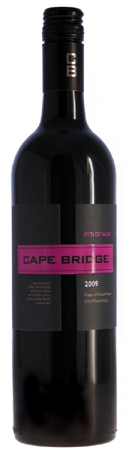 Cape Bridge Pinotage