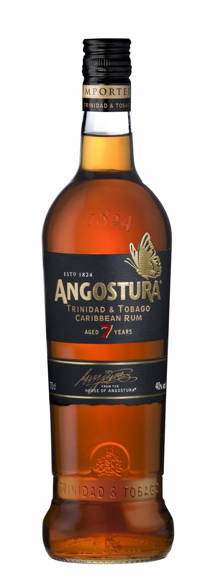 Angostura Dark Rum 7 Jahre