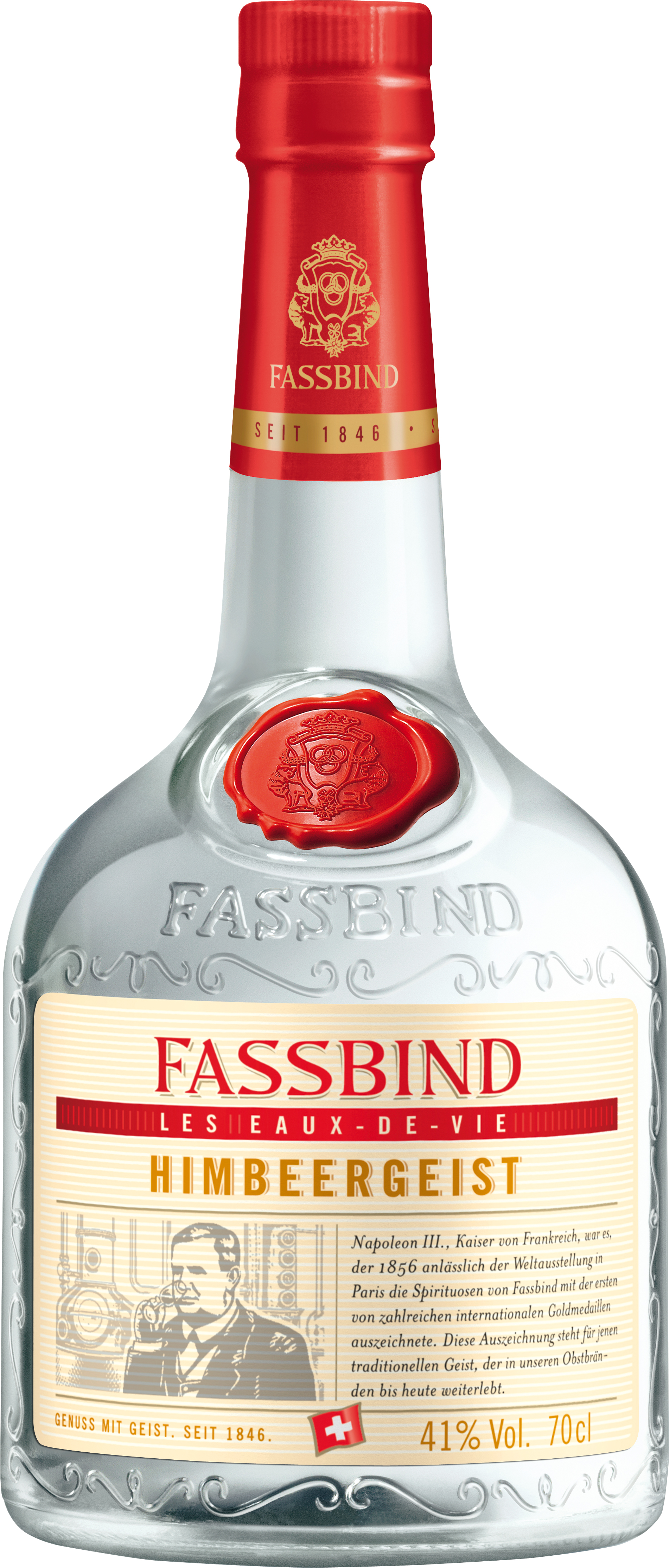 Fassbind Framboise Selection Prestige