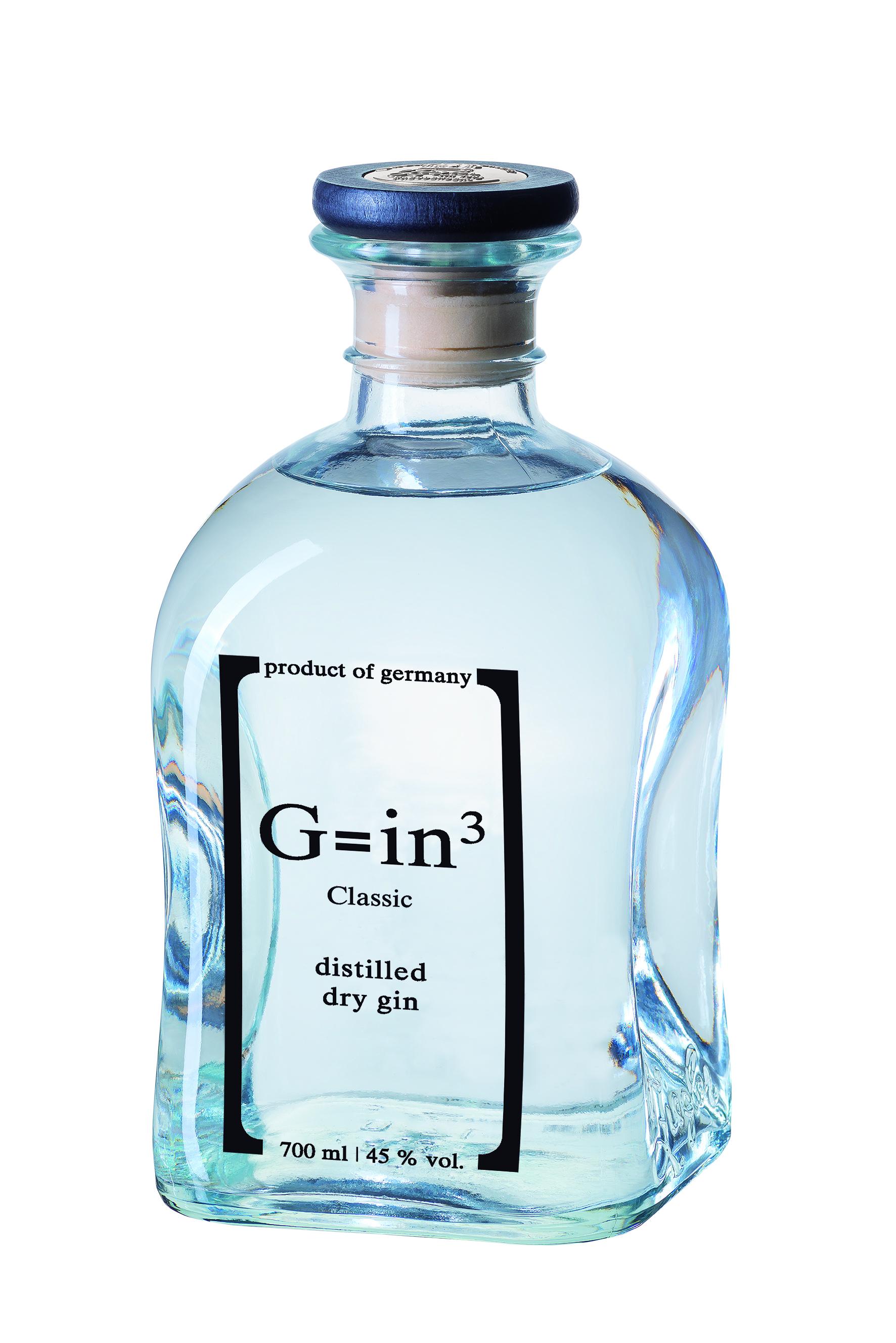 Ziegler Gin Classic G=in³