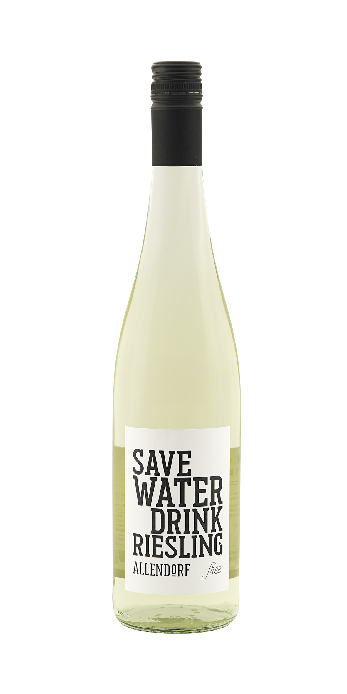 Allendorf Save Water drink Riesling free (ohne Alkohol)