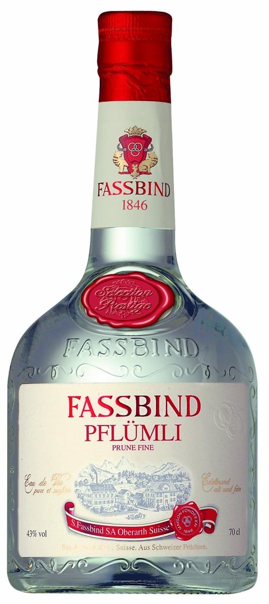 Fassbind Pflümli Selection Prestige