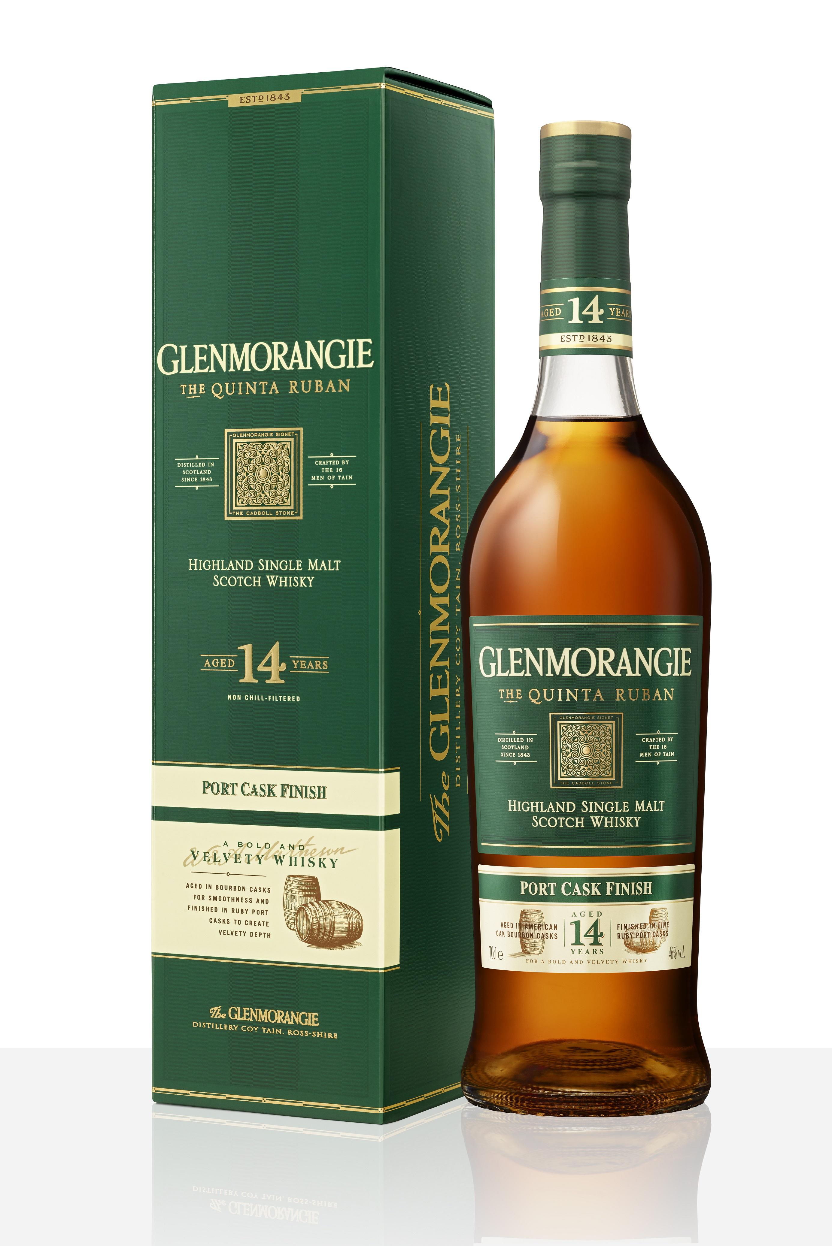 Glenmorangie Quinta Ruban 14 Jahre Whisky