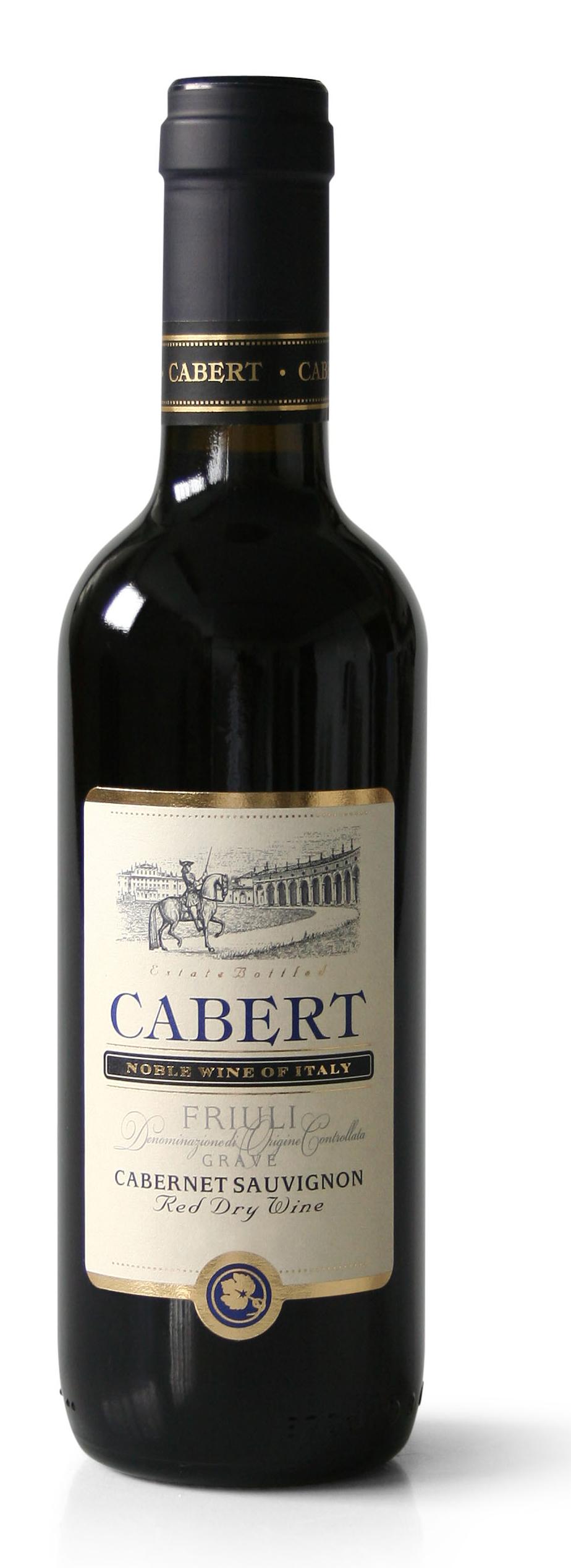 Bertiolo Cabernet Sauvignon DOP Cabert 375ml