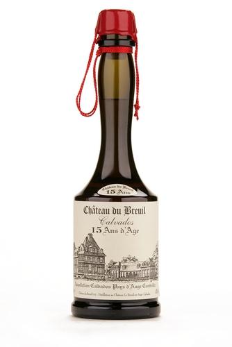 Calvados Chateau du Breuil 15 Jahre
