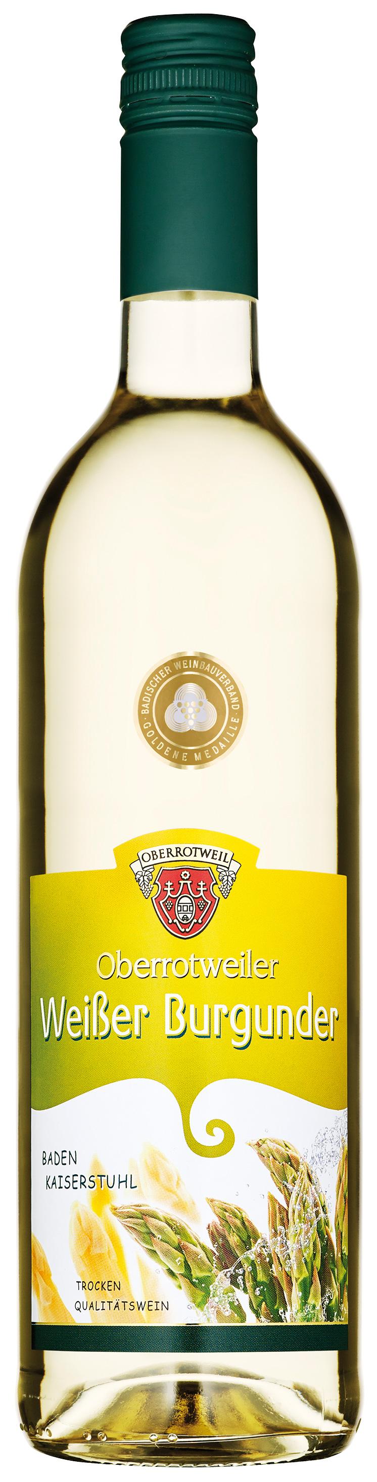 Oberrotweiler Weißer Burgunder trocken