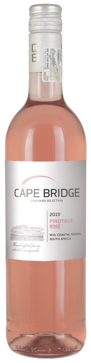 Cape Bridge Pinotage Rose