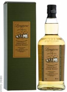 Longrow 14 Jahre Single Malt Whisky
