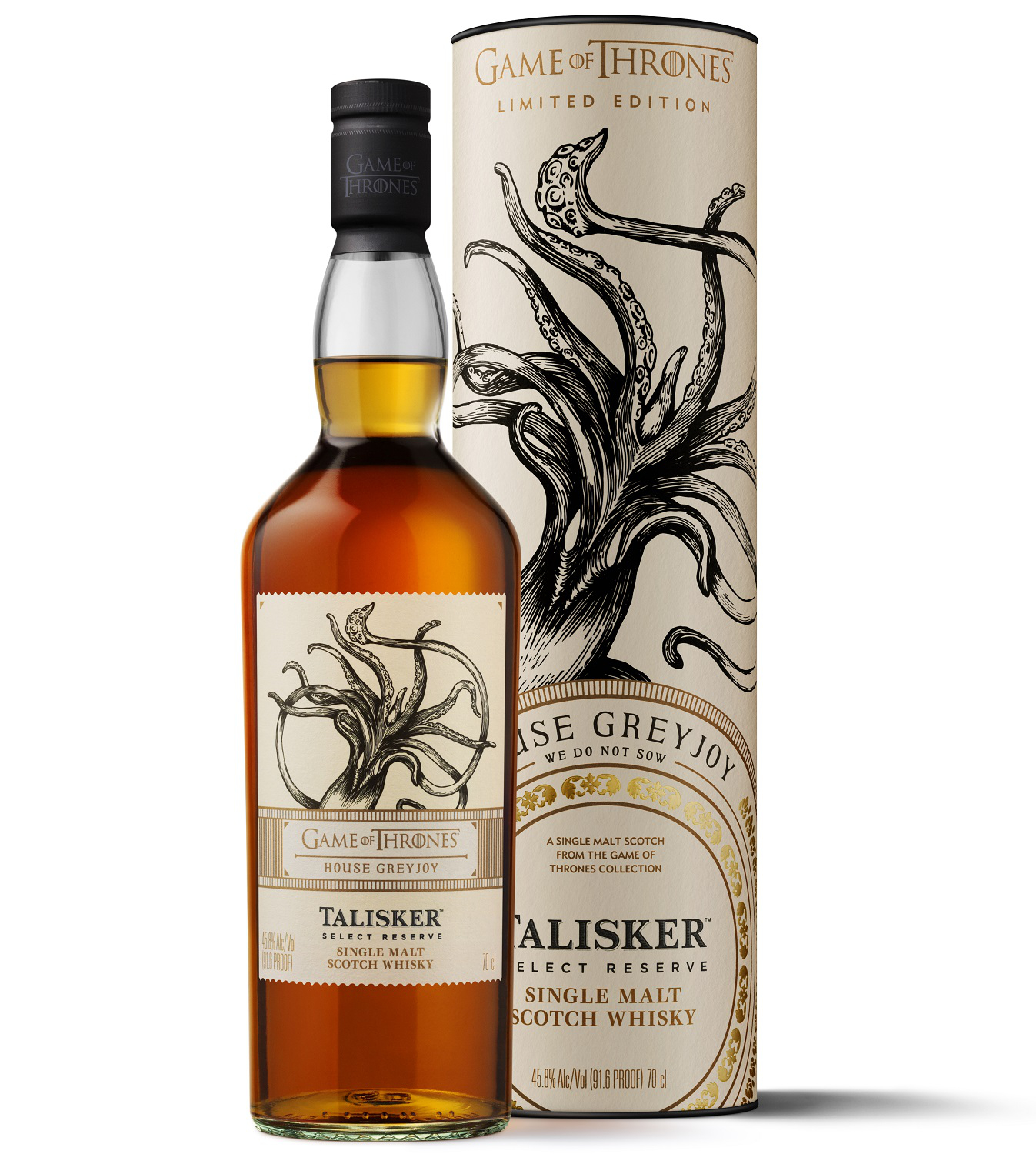 Talisker Select Reserve Game of Thrones Whisky