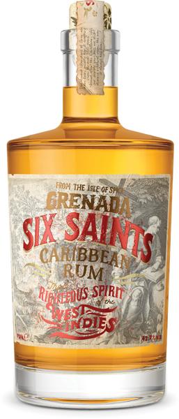 Grenada Six Saints Caribbean Rum